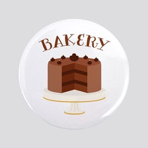 Chocolate Cake Bakery Button